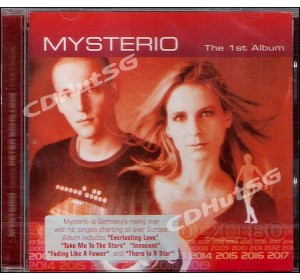 Mysterio : THE 1ST ALBUM Euro Dance with 5 Bonus Remixes